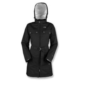 Women's Northface Raincoat!